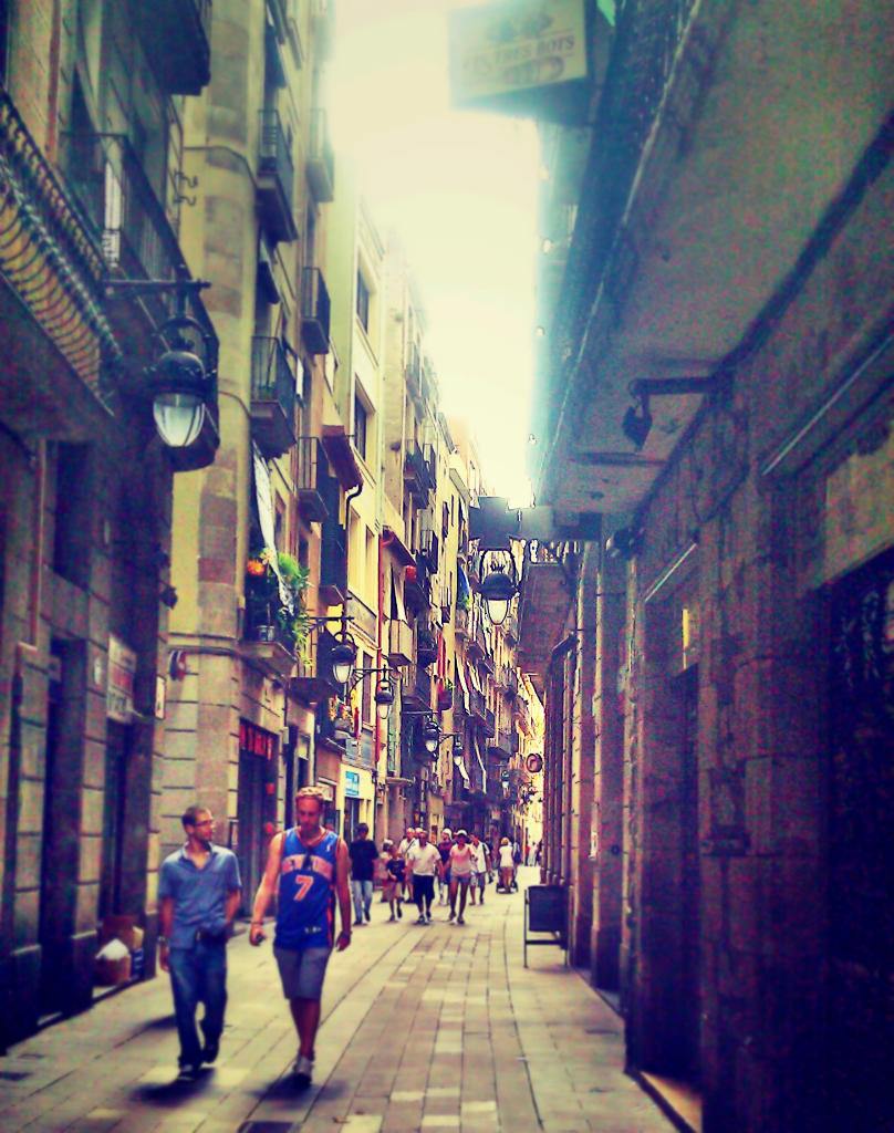 barcelonaalley