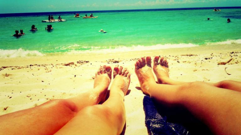 caribbean-sand