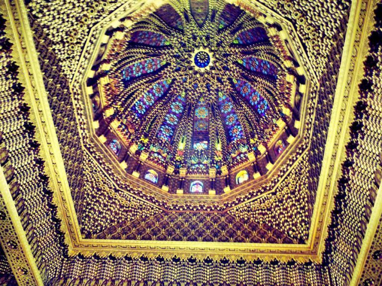 ceiling mausoleum