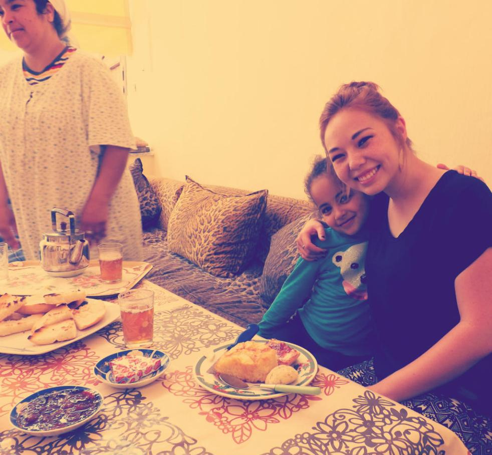 Khadija and Fatima