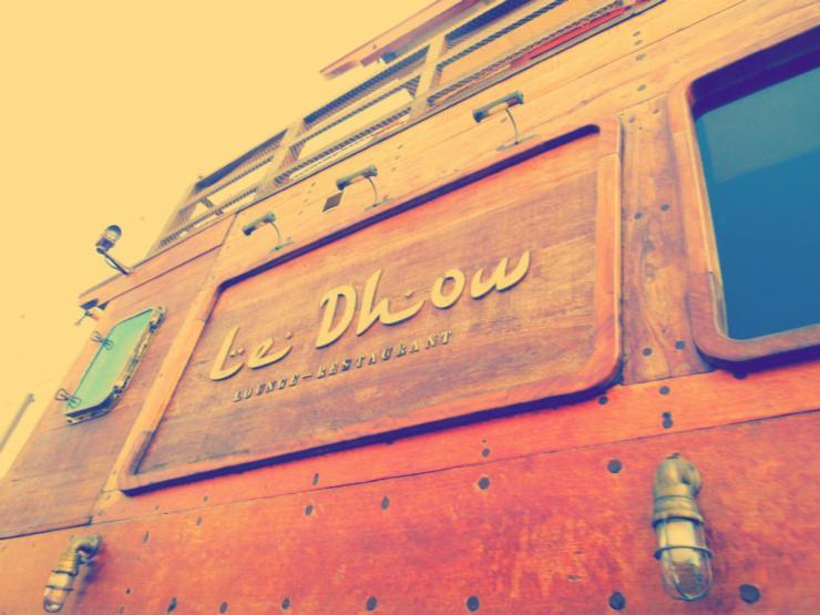 Le dhow