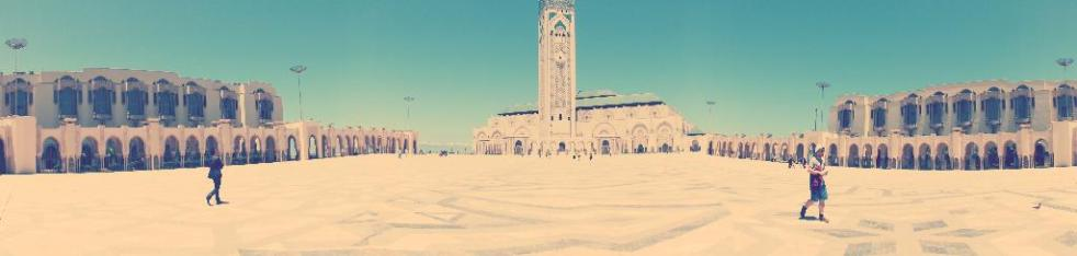 mosque panoramic