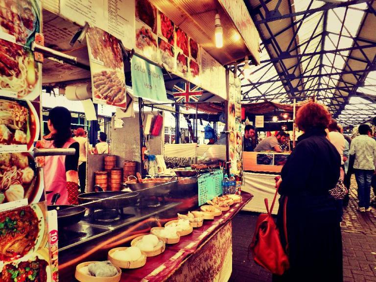 food stalls
