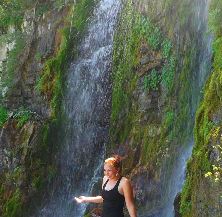 haha falls