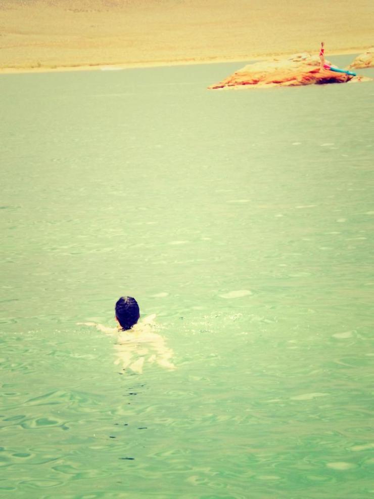 jen swims