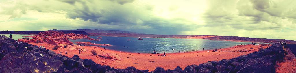 sand hollow panorama