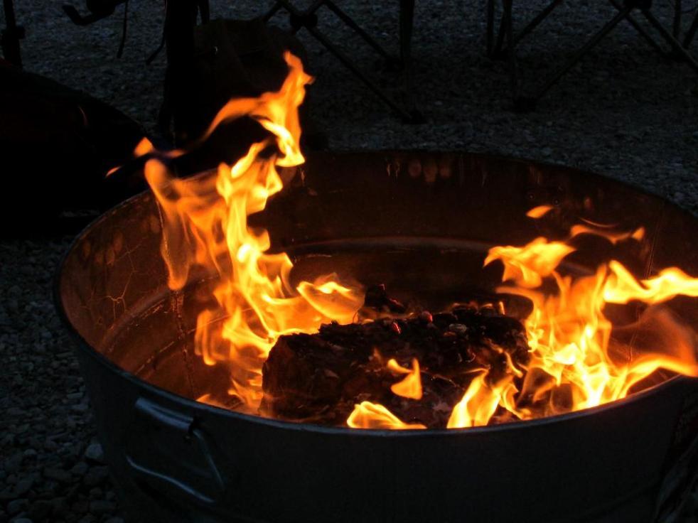 split fire